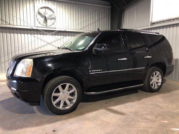 Used GMC Yukon for sale in Houston TX.  We Finance!