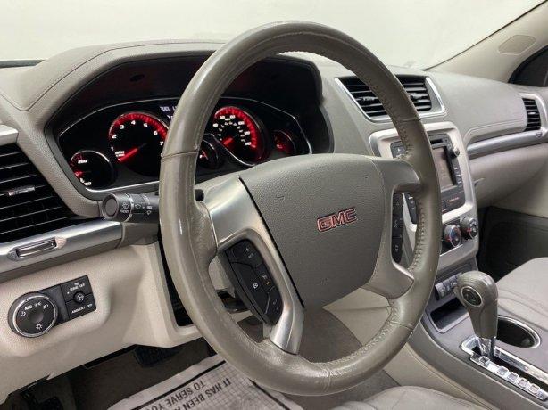 2013 GMC Acadia for sale Houston TX