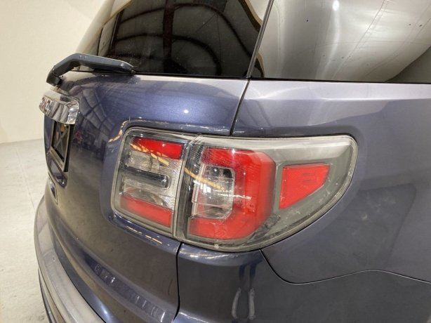used GMC Acadia for sale near me