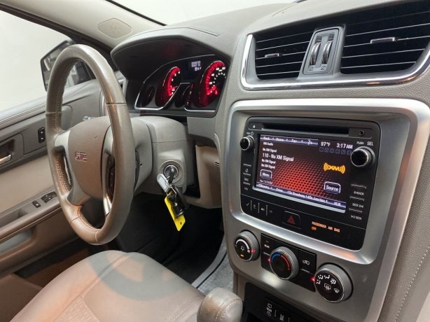 cheap used 2013 GMC Acadia for sale