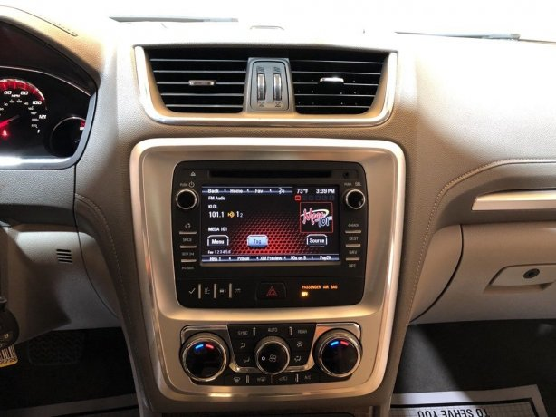 good used GMC Acadia for sale