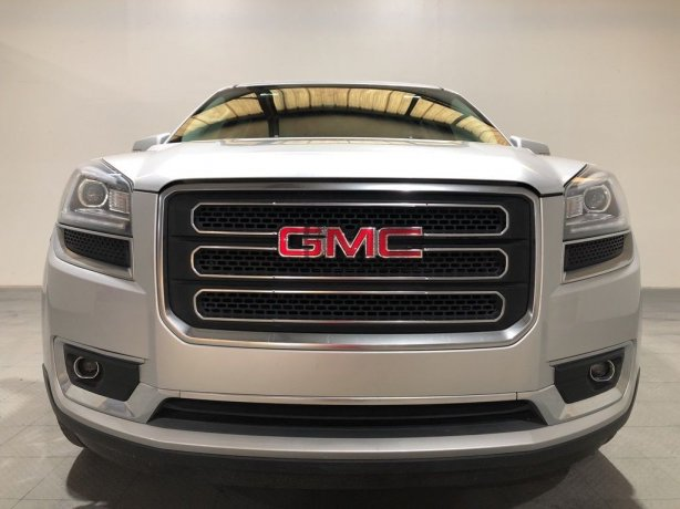 Used GMC for sale in Houston TX.  We Finance!