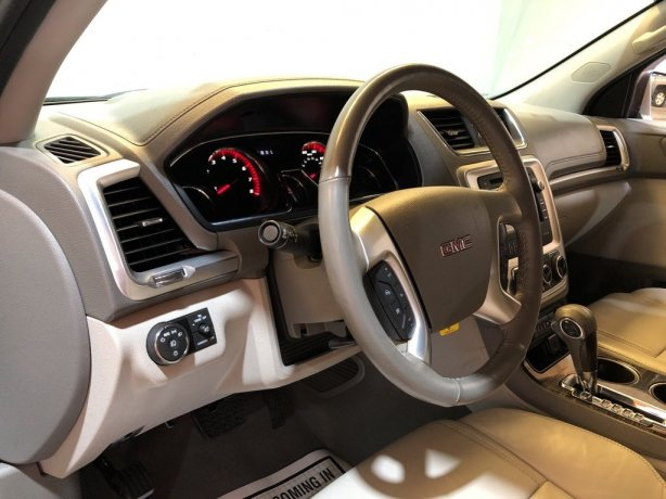 used 2017 GMC Acadia Limited for sale Houston TX