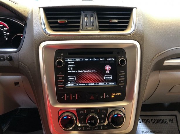 good used GMC Acadia Limited for sale