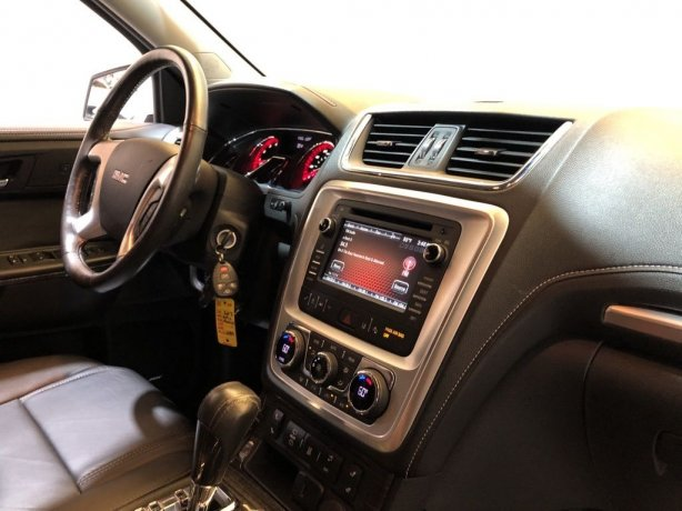 cheap GMC Acadia Limited for sale Houston TX