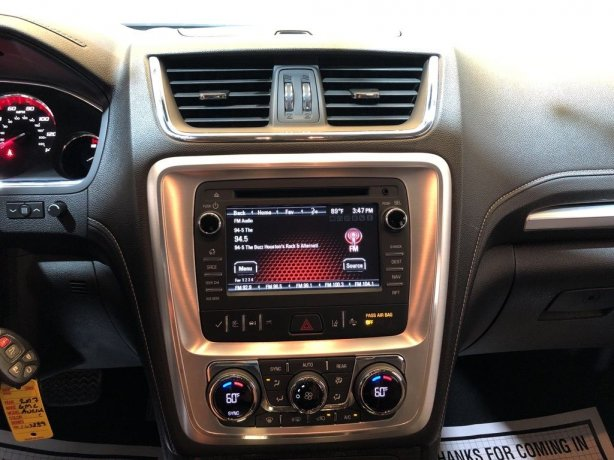 used GMC Acadia Limited for sale Houston TX