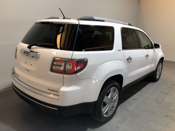 used GMC Acadia Limited