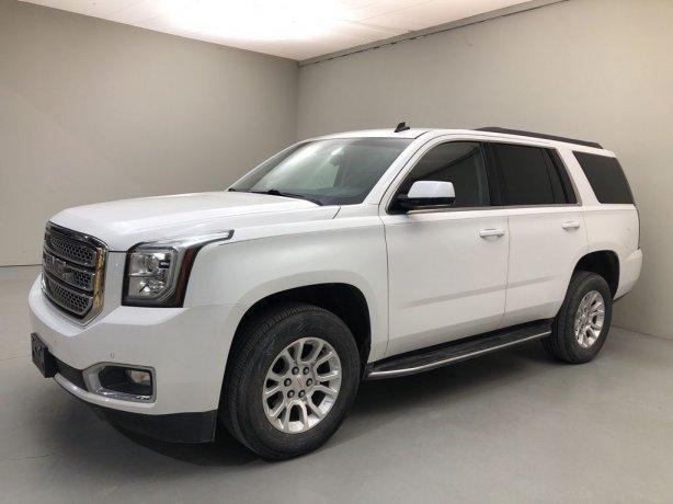 Used 2015 GMC Yukon for sale in Houston TX.  We Finance!