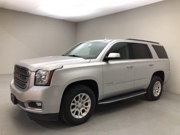 Used 2017 GMC Yukon for sale in Houston TX.  We Finance!