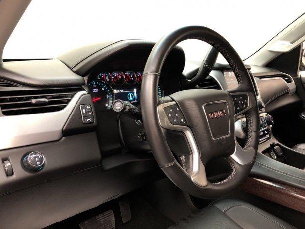 2017 GMC Yukon for sale Houston TX
