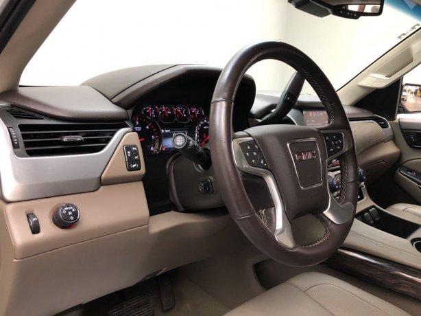 2016 GMC Yukon for sale Houston TX