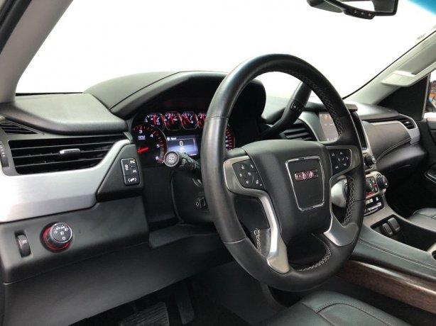 2016 GMC Yukon XL for sale Houston TX