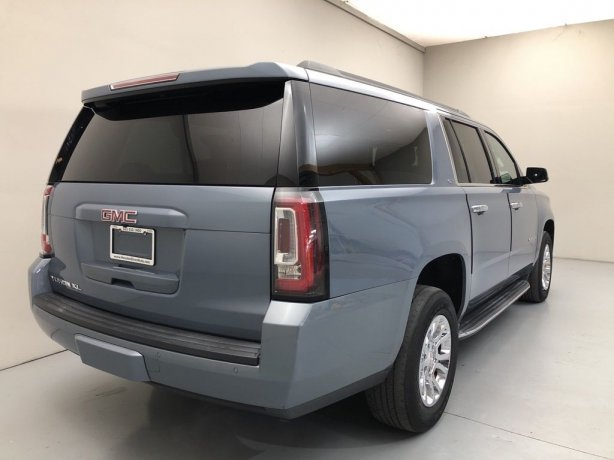 used GMC Yukon XL
