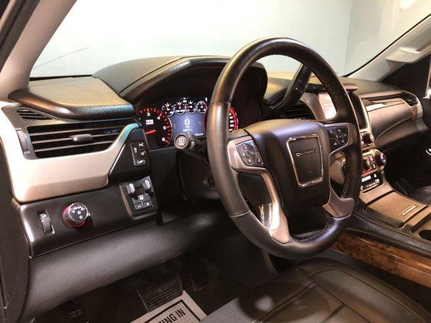 used 2015 GMC Yukon XL for sale Houston TX