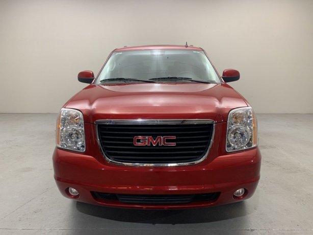 Used GMC Yukon XL for sale in Houston TX.  We Finance!