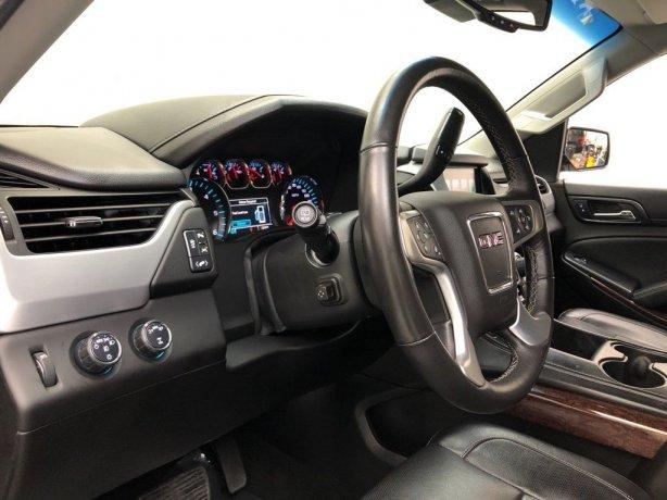 used 2017 GMC Yukon for sale Houston TX