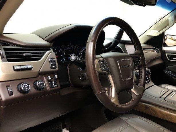 2018 GMC Yukon for sale Houston TX
