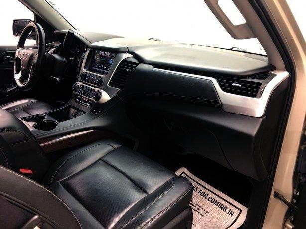 cheap used 2017 GMC Yukon XL for sale