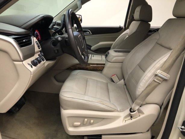 used 2016 GMC Yukon XL for sale Houston TX