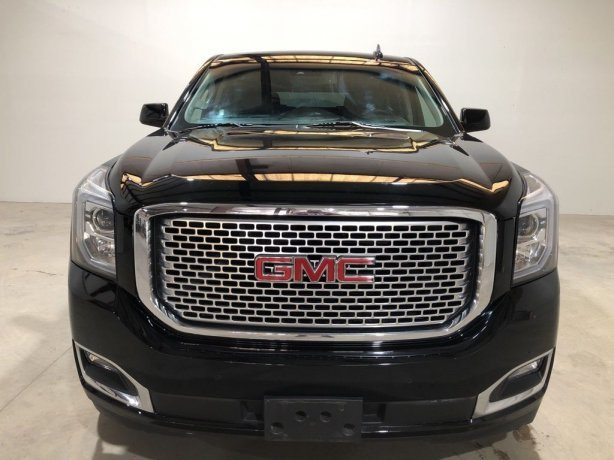 Used GMC Yukon XL for sale in Houston TX.  We Finance!