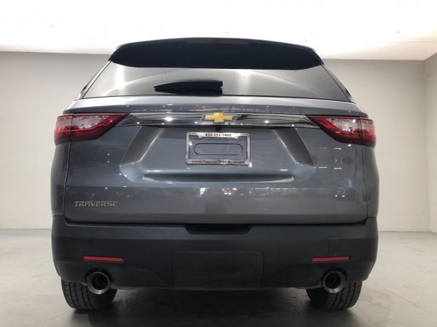 2019 Chevrolet Traverse for sale