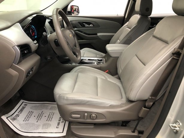 used 2018 Chevrolet Traverse for sale Houston TX