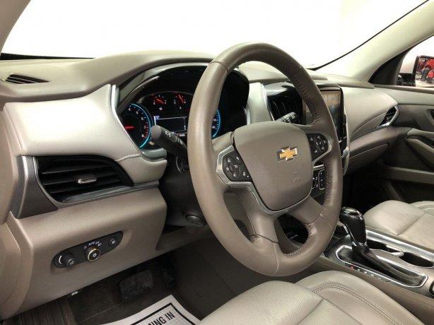 2018 Chevrolet Traverse for sale Houston TX