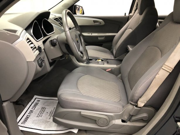 used 2012 Chevrolet Traverse for sale Houston TX