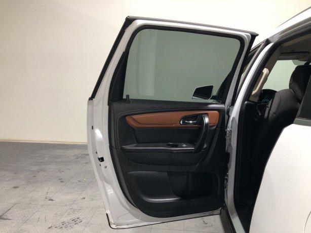 used 2017 Chevrolet Traverse