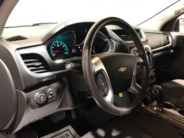 used 2016 Chevrolet Traverse for sale Houston TX