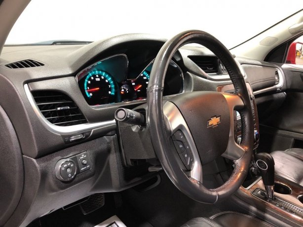 used 2014 Chevrolet Traverse for sale Houston TX