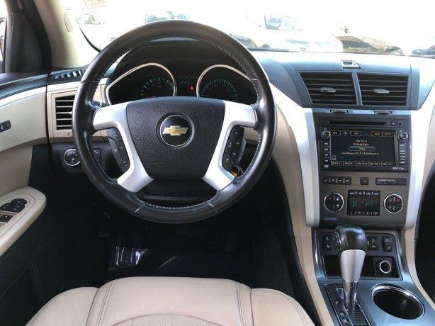 2012 Chevrolet Traverse for sale Houston TX
