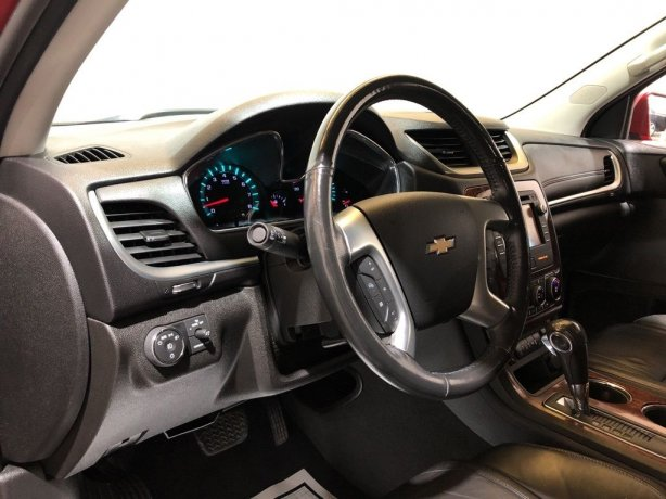used 2013 Chevrolet Traverse for sale Houston TX