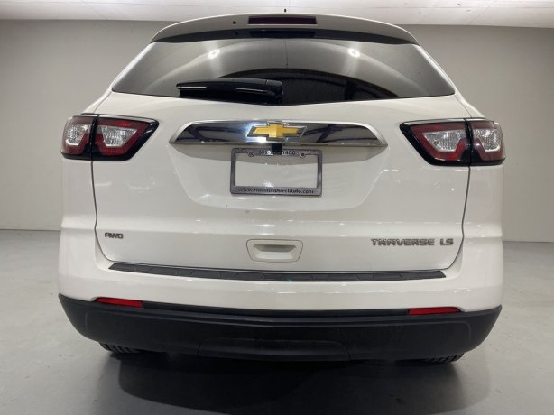 2015 Chevrolet Traverse for sale