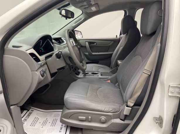 used 2015 Chevrolet Traverse for sale Houston TX