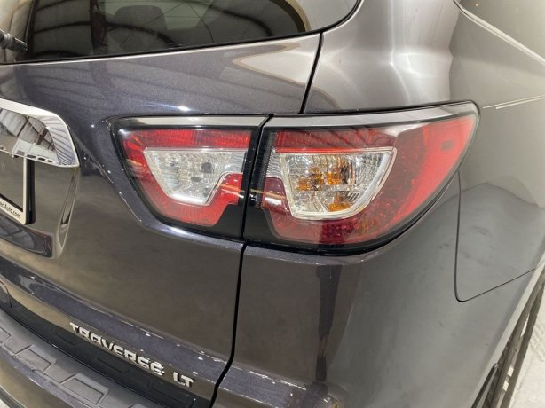 used Chevrolet Traverse for sale near me