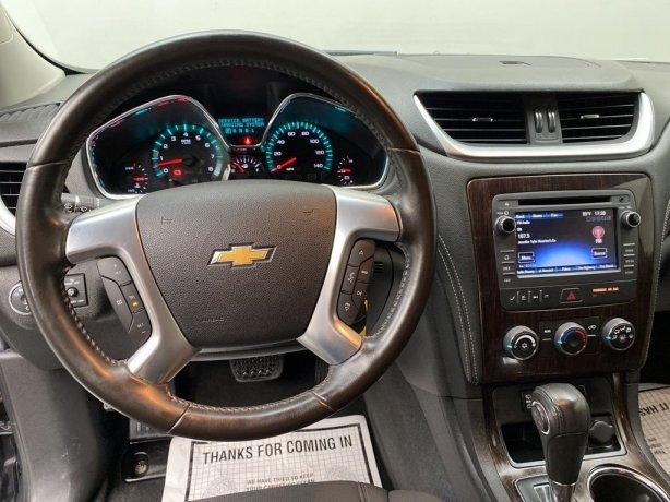 2015 Chevrolet Traverse for sale near me