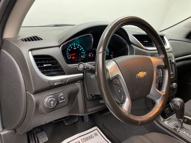 2015 Chevrolet Traverse for sale Houston TX