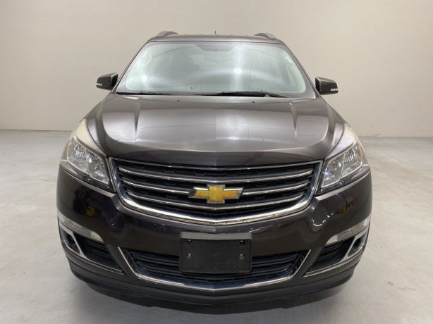 Used Chevrolet Traverse for sale in Houston TX.  We Finance!