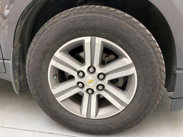 Chevrolet Traverse cheap for sale near me
