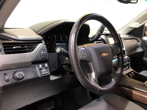 used 2015 Chevrolet Tahoe for sale Houston TX