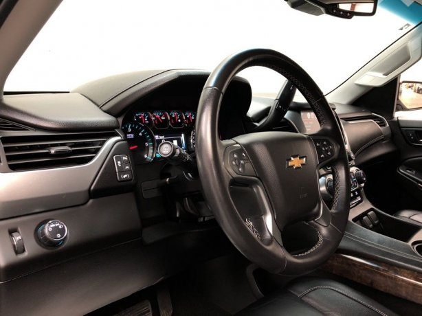 used 2017 Chevrolet Tahoe for sale Houston TX
