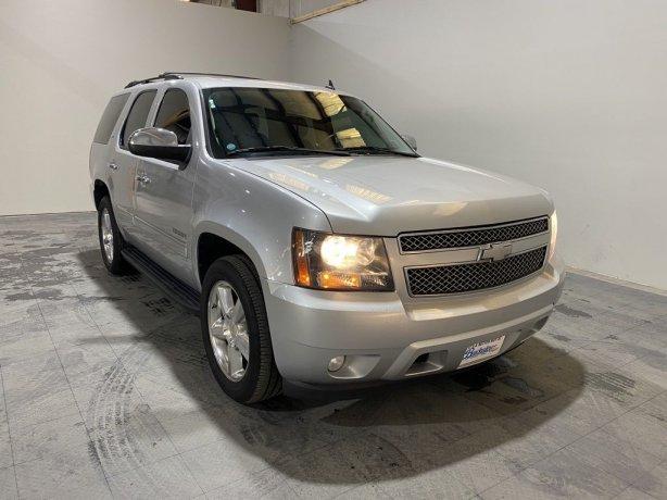 used Chevrolet Tahoe