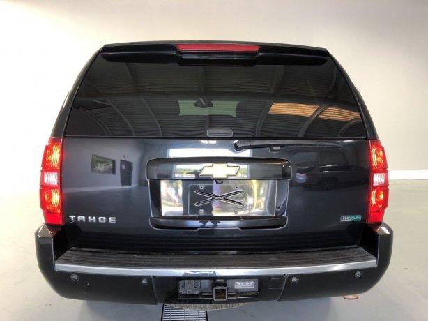 used 2012 Chevrolet Tahoe