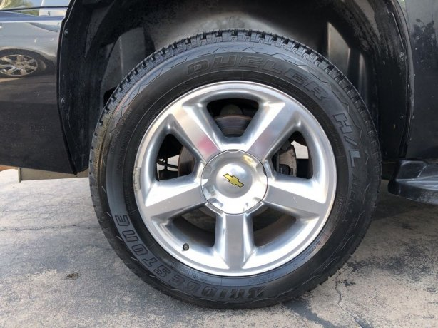 Chevrolet Tahoe near me for sale