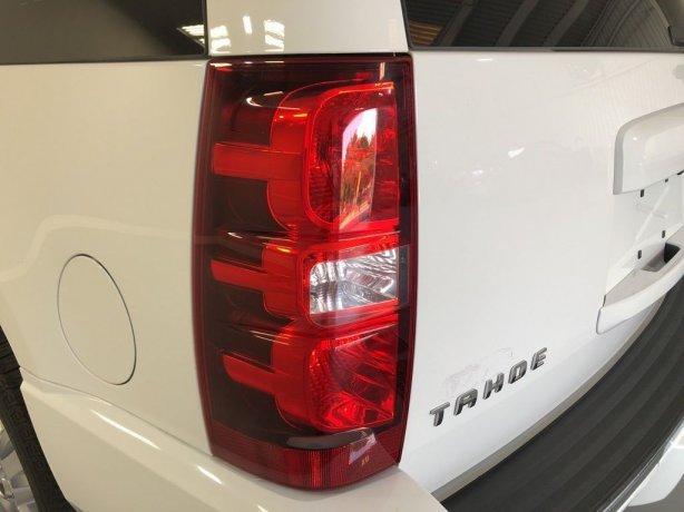 2013 Chevrolet Tahoe LTZ