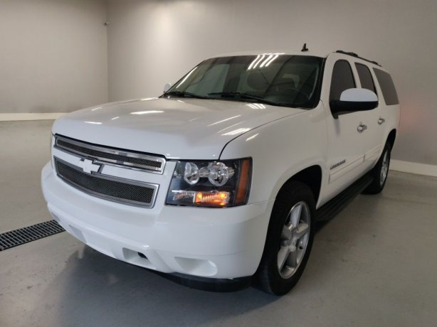 Used Chevrolet Suburban 1500 for sale in Houston TX.  We Finance!