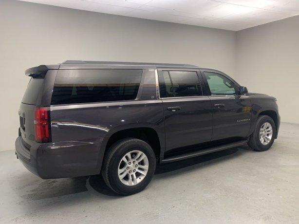used Chevrolet Suburban