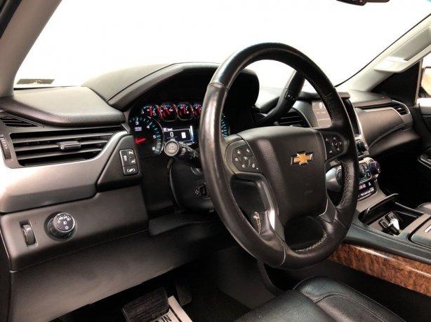 used 2017 Chevrolet Suburban for sale Houston TX