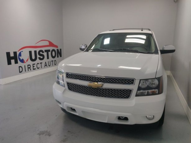 Used 2011 Chevrolet Tahoe for sale in Houston TX.  We Finance!